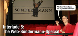 Interlude 5: The Web-Sondermann-Special