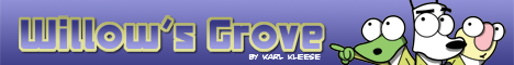 Willow's Grove von Karl Kleese