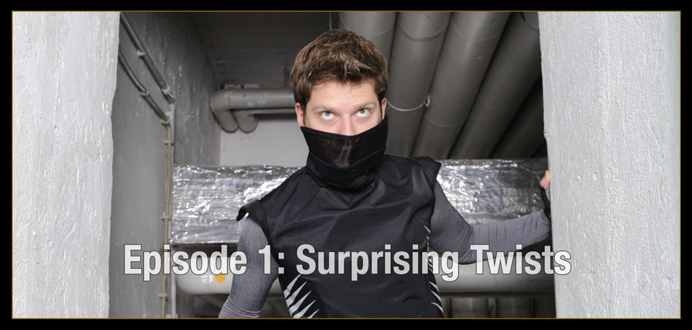 Episode 1, Title: Surprising Twists
